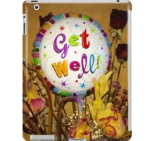 Get Well, Stay Strong iPad Case/Skin