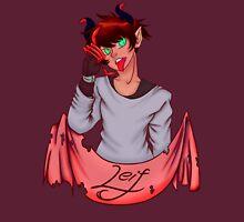 """Leif the """"Devil"""" Demon Unisex T-Shirt"""