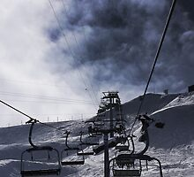 The Chairlift by Ryan Davison Crisp