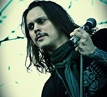 Him - Ville Valo by Musicphoto-it