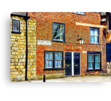 College Street - York Canvas Print