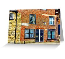 College Street - York Greeting Card