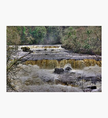 The Falls - River Ure Photographic Print