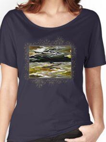 Marilene Staprilene Waves Women's Relaxed Fit T-Shirt