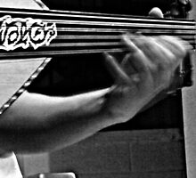 Ah, let the soul of music tune my... eyes... by Hélène David-Cuny