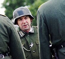 German WWII Soldiers by Guy Carpenter