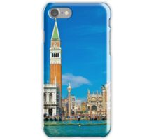 Doge's Palace & San Marco iPhone Case/Skin