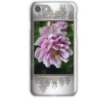 Double Columbine named Pink Tower iPhone Case/Skin