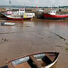 youghal harbour by morrbyte