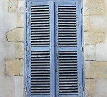 La Rochelle window by SoulSparrow