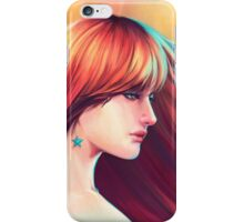Passing Sadness iPhone Case/Skin