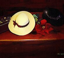 She Loved Hats by RC deWinter