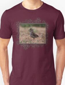 Savannah Sparrow Unisex T-Shirt