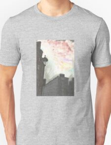 Red Sky at Night Unisex T-Shirt