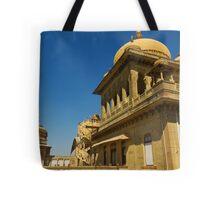King's abode, Vijay Vilas Palace Tote Bag