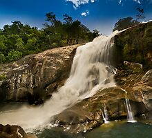 Murray Falls - Tully, North Queensland by Giovanna Devlin