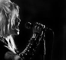 Crashdiet - Simon Cruz by Musicphoto-it