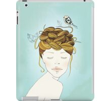 Nest Hair iPad Case/Skin