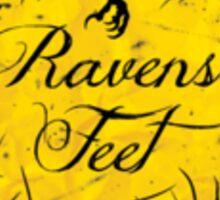 Ravens Feet Sticker