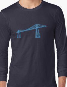 transporter bridge Long Sleeve T-Shirt
