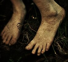 Bare Foot by Nicola Smith