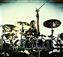 Dream Theater - Mike Portnoy by Musicphoto-it