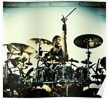 Dream Theater - Mike Portnoy Poster
