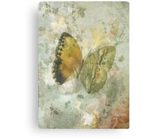 'Happiness is a Butterfly' Canvas Print