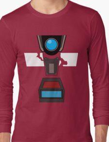 CL4P-TP Face Long Sleeve T-Shirt
