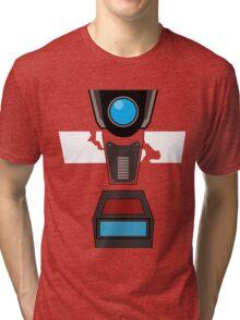 CL4P-TP Face Tri-blend T-Shirt