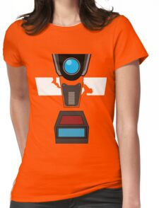CL4P-TP Face Womens Fitted T-Shirt