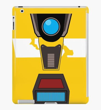 CL4P-TP Face iPad Case/Skin