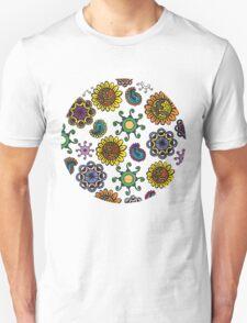flower doodles T-Shirt