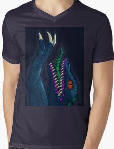 Hyper Caiman Mens V-Neck T-Shirt
