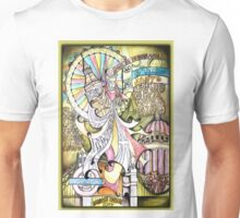 London Dada Doll Unisex T-Shirt