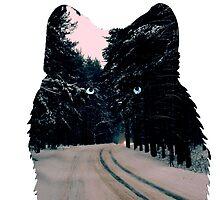 Dire Wolf by MatiasPriest