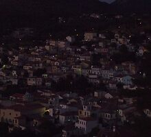 Little houses... coming close together... time to sleep! by MICHALENA