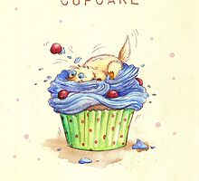 Cupcake Connoisseur by Tumi-K
