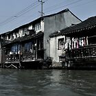 Suzhou Water Town 2 by Heather Butler