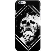 Destiny no turning back grunge iPhone Case/Skin