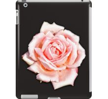 Perfect pink rose iPad Case/Skin