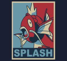 Magikarp 2015 - Splash by MaybeItsDempsey