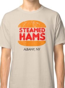 Retro Steamed Hams Classic T-Shirt