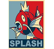 Magikarp 2015 - Splash Photographic Print