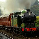 Arriving at Weybourne by Norfolkimages