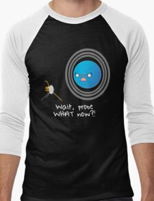 Uranus: Probe What Now? Men's Baseball ¾ T-Shirt