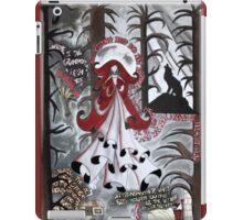Red Riding Hood Dada Doll iPad Case/Skin