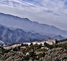 The Great Wall of China by Heather Butler