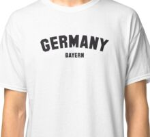 GERMANY BAYERN Classic T-Shirt
