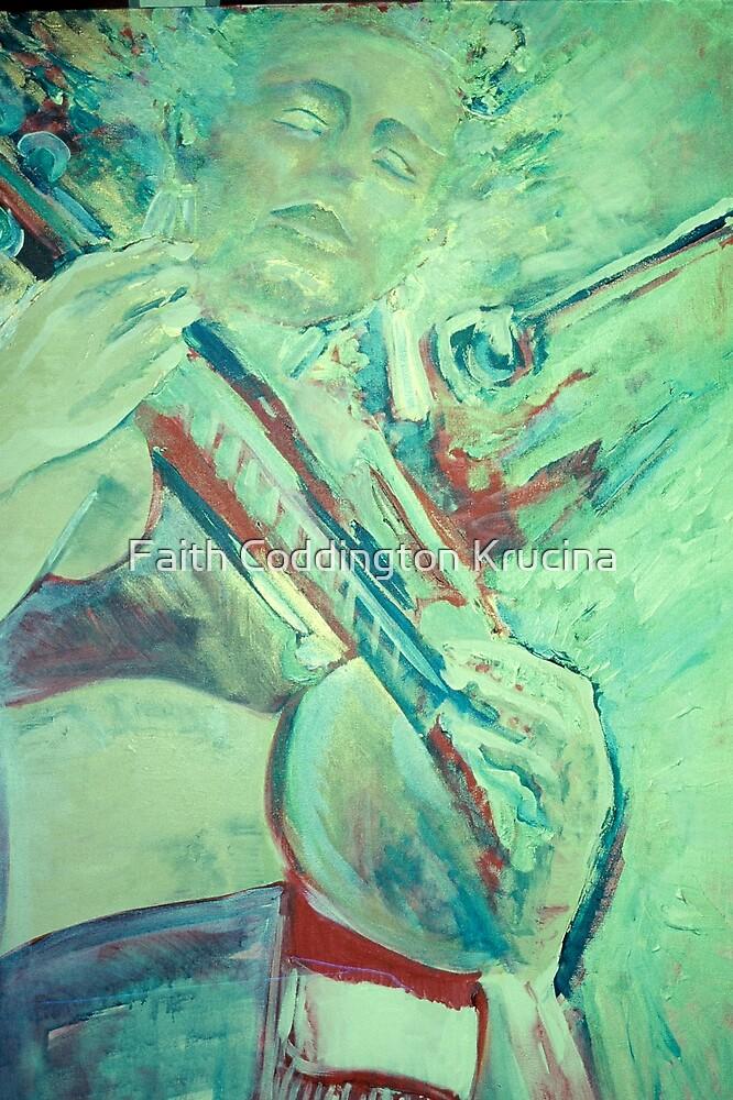 Cameleon Felicity by Faith Coddington Krucina
